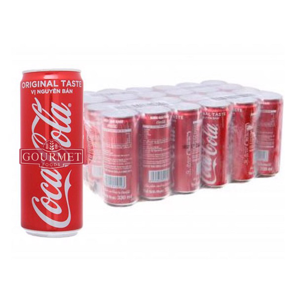Coca Cola Can 320ml x 24