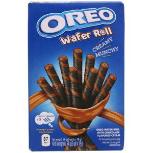 Oreo Chocolate Wafer Roll 20x54g