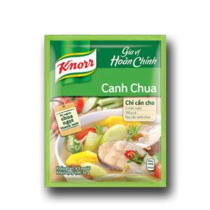 Knorr Seasoning Salt Sweet & Sour Fish Broth