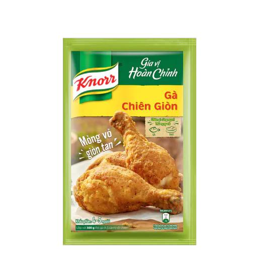KNORR Seasoning Salt Crispy Fried Chicken