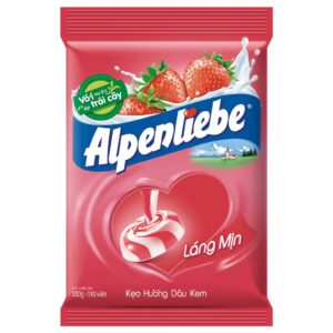 Alpenliebe Strawberry