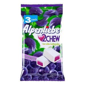 Alpenliebe 2 Chew Grapes