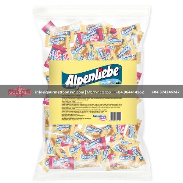 Alpenlie be 2 Chew Caramel & Strawberry