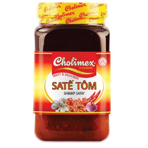 Cholimex Shrimp Satay