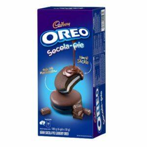 Cadbury Oreo Chocolate Pie 180gr, 30g x 6 Pack x 12 Box