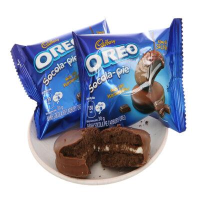 Cadbury OREO socola pie 30g
