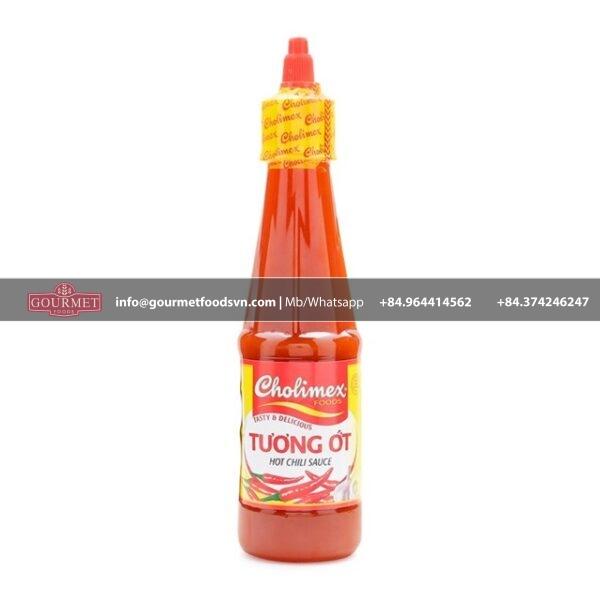 Cholimex Chili Sauce 130g x 48 Bottle