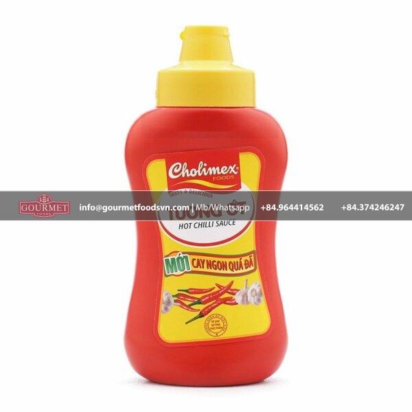Cholimex Chili Sauce 250 g x 24 Bottle