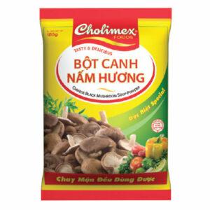Cholimex Chinese Black Mushroom Soup Powder 180g x 50 Bag
