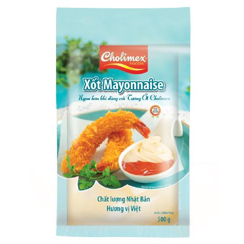 Cholimex Mayonnaise Sauce 500g x 20 Bottle