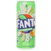 Fanta Cream Soda Fruity Soft Drink