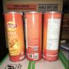 Lay's Stax Hot Chili Squid Potato Chips 6