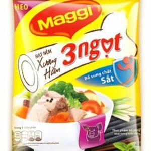 Maggi Seasoning Pork 3 Sweet 900G x 12 Bag