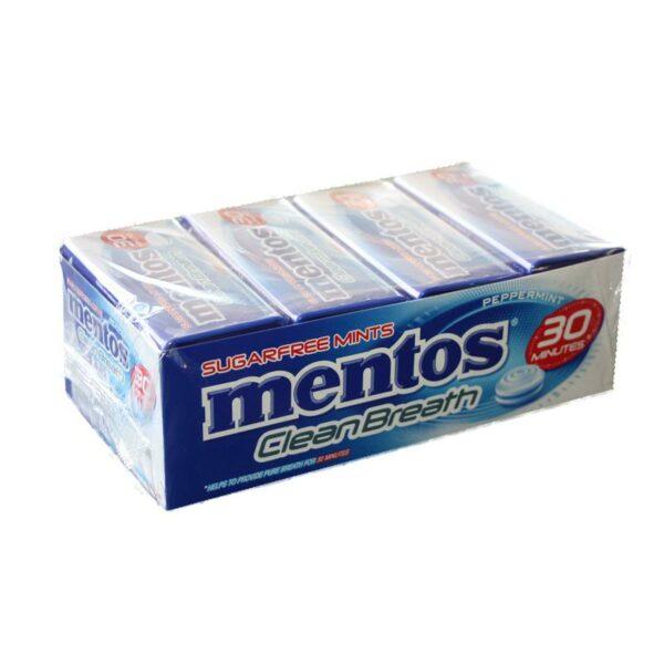 Mentos Clean Breath Peppermint