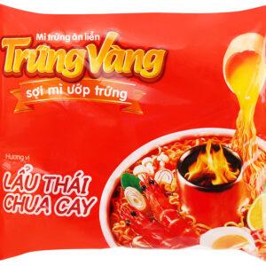 Gau Do Egg and Thai Hot Pot