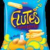 Oishi Flutes Snack Potatoes Salt 40g x 60 Bag