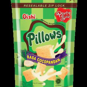 Oishi Pillows Coconut Milk Flavor