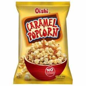 Oishi Snack Caramel 40g x 25 Bag
