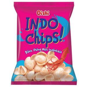 Oishi Snack Squid Crackers 40g x 60 Bag