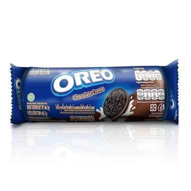 Oreo Biscuit Chocolate Cream 66.5g x 24 Pack