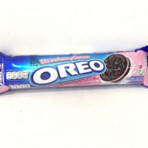 Oreo Biscuit Strawberry Cream