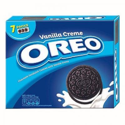 Oreo Biscuit Vanilla Cream (Box)