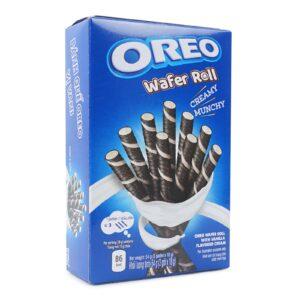 Oreo Vanilla Wafer Roll 54g x 20 Box