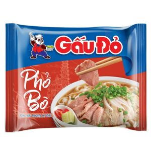 Gau Do Beef Instant Rice Noodle 65g x 30 Bag
