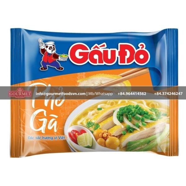 Gau Do Chicken Instant Rice Noodle 65g x 30 Bag