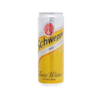 Schweppes Tonic water can 1