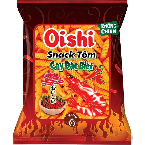Oishi Snack Special Hot Shrimp 14g x 100