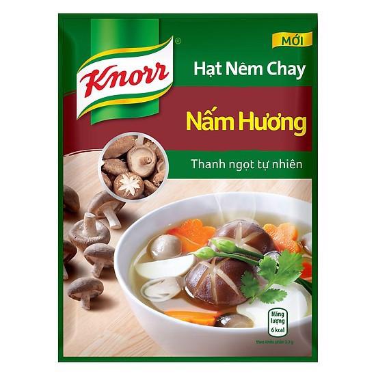 KNORR Seasoning Salt Vegetarian Mushrooms