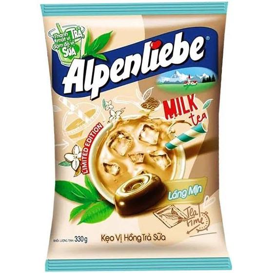 Alpenliebe Milk Tea