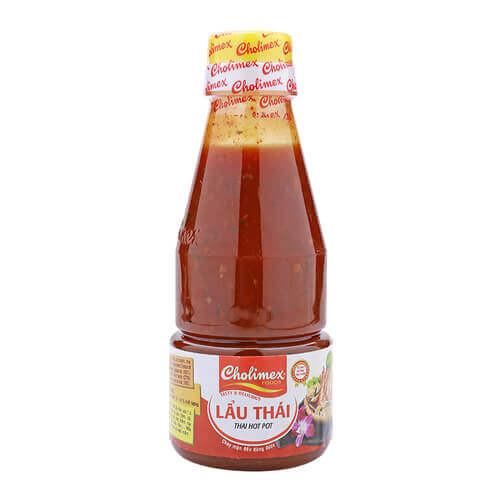 Cholime Thai Hot Pot Sauce