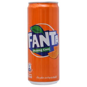 Fanta Orange Soft Drink
