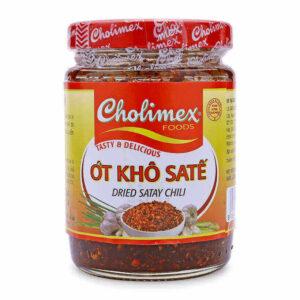 Cholimex Dried Satay Chili