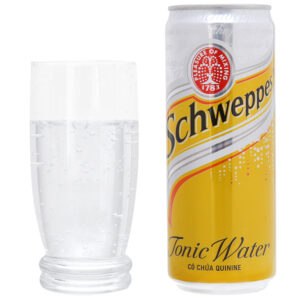 Soda schweppes tonic
