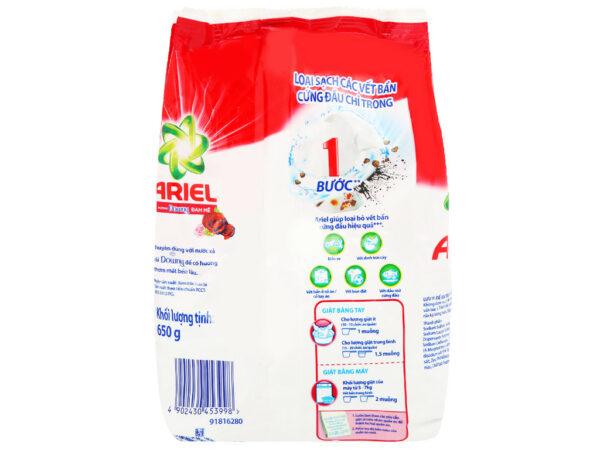 Ariel Downy Passion Detergent Powder 650g