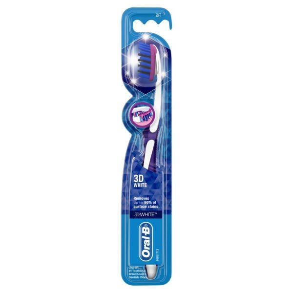 OralB 3D White Toothbrush