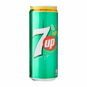 7UP Lime Can 320ML