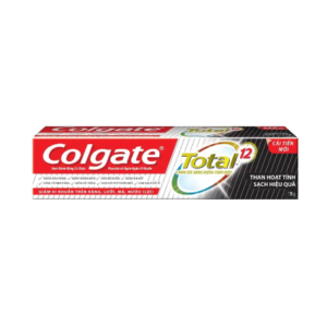 Colgate Toothpaste Total Charcoal 190g x 36 Tube