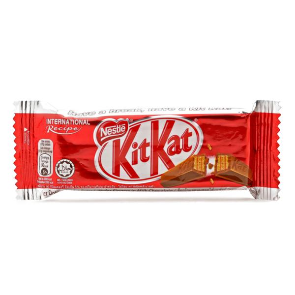 KitKat Chocolate 17g 2F - 12 x 17g x 48 Bag
