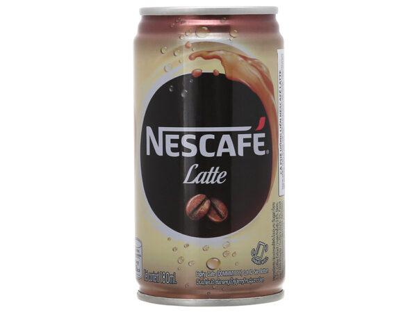 Nescafe Lattle Drink Coffee