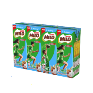 Milo Drink Milk Less Sugar 180ML