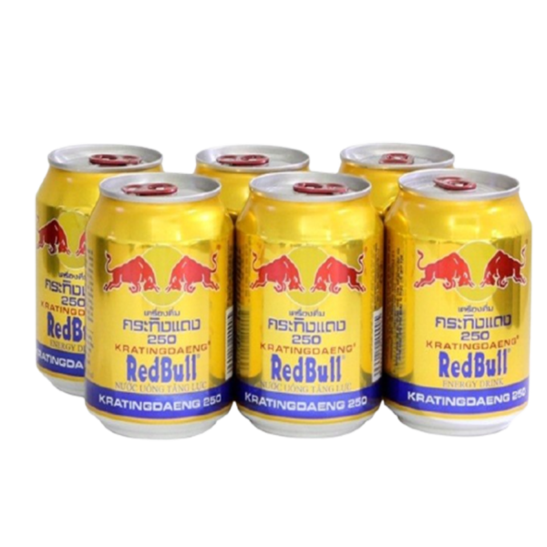 Redbull energy drink Thailand 1