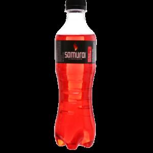 Samurai energy drink