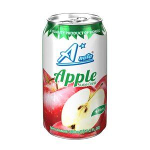 Apple Juice Drink Can