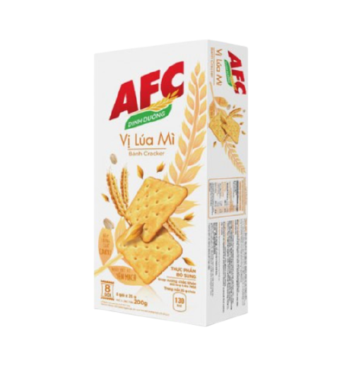 AFC Cracker Biscuit Wheat