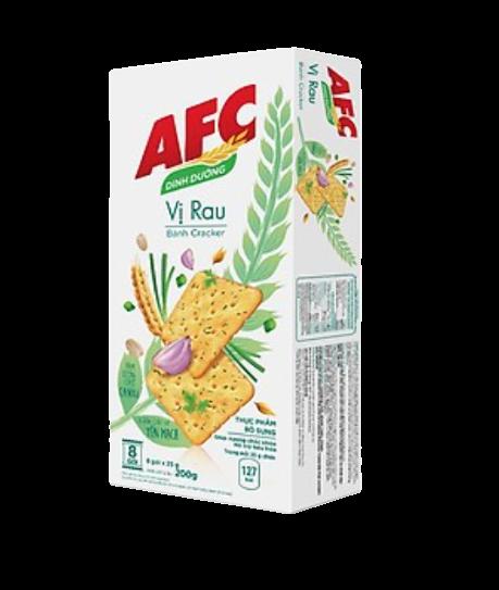 AFC Cracker Vegetable