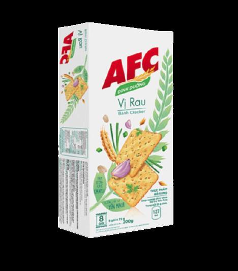 AFC Vegetable Cracker Biscuit